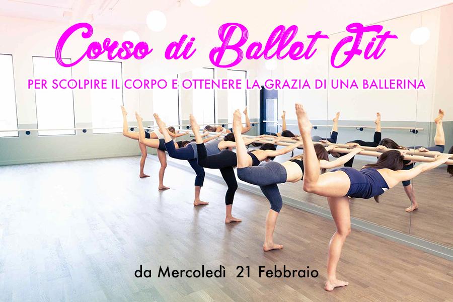 Corso di Ballet Fit