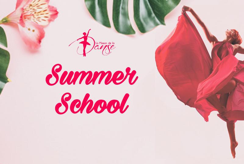 Summer School dal 25 al 39 giugno 2018